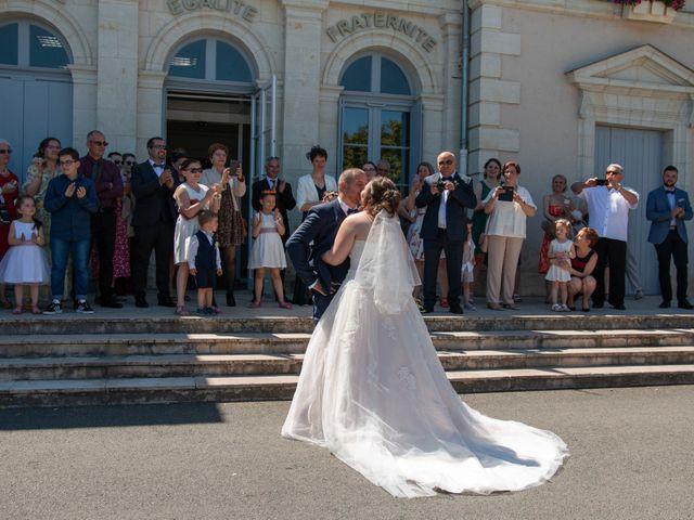 Le mariage de Yoann et Charlotte à Rochecorbon, Indre-et-Loire 6