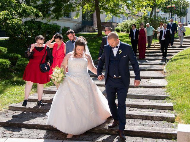 Le mariage de Yoann et Charlotte à Rochecorbon, Indre-et-Loire 9
