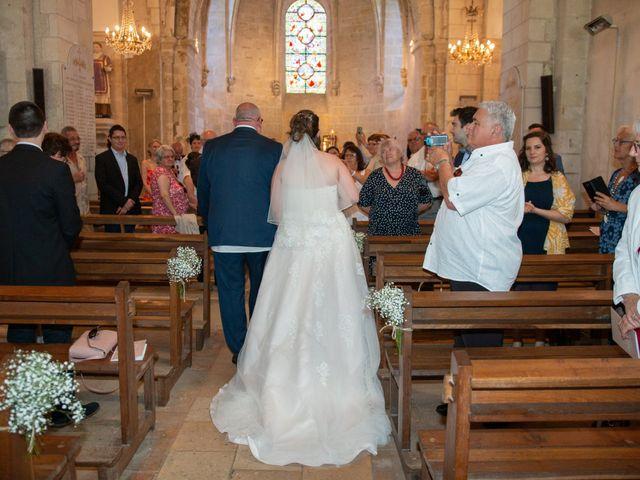 Le mariage de Yoann et Charlotte à Rochecorbon, Indre-et-Loire 10