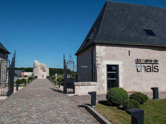 Le mariage de Yoann et Charlotte à Rochecorbon, Indre-et-Loire 12