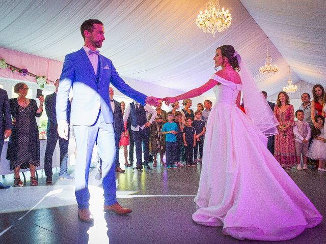Le mariage de Benjamin et Yasmine à Forges-les-Eaux, Seine-Maritime 6