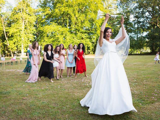 Le mariage de Benjamin et Yasmine à Forges-les-Eaux, Seine-Maritime 8