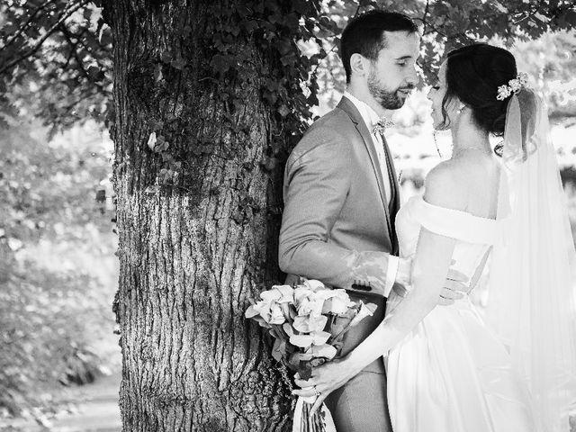 Le mariage de Benjamin et Yasmine à Forges-les-Eaux, Seine-Maritime 9
