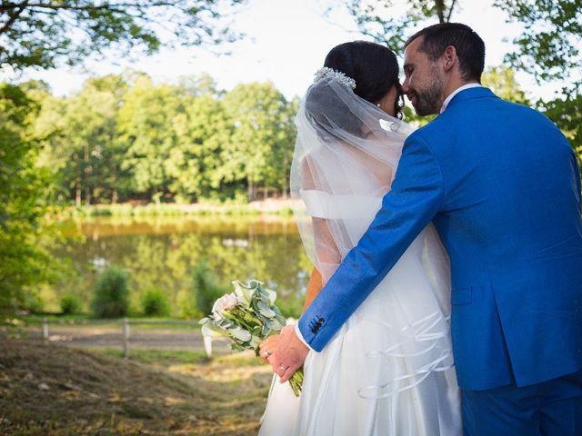 Le mariage de Yasmine et Benjamin