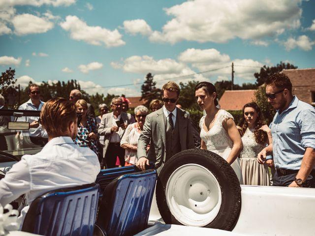 Le mariage de Benjamin et Madeleine à Bretenoux, Lot 11
