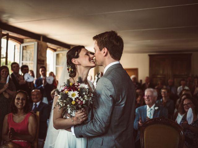 Le mariage de Benjamin et Madeleine à Bretenoux, Lot 15
