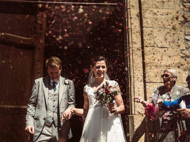 Le mariage de Benjamin et Madeleine à Bretenoux, Lot 23