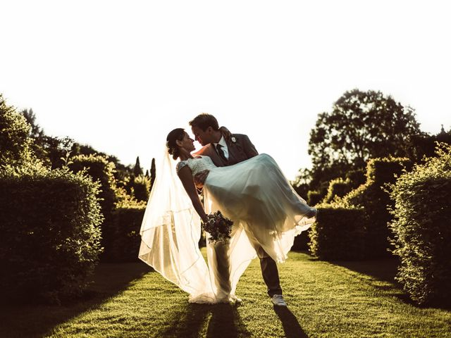 Le mariage de Madeleine et Benjamin