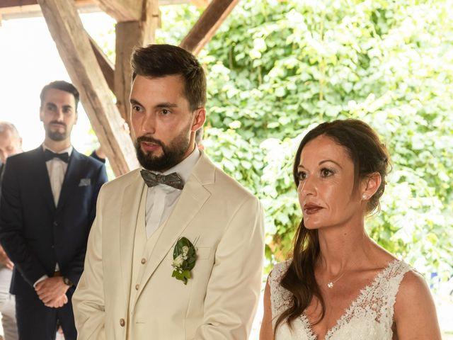 Le mariage de Basile et Nathalie à Sérempuy, Gers 11