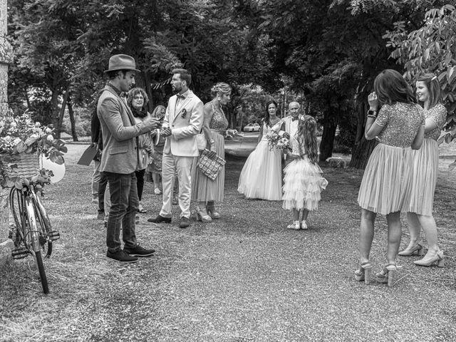 Le mariage de Basile et Nathalie à Sérempuy, Gers 12