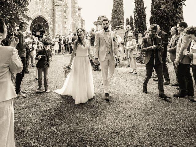 Le mariage de Basile et Nathalie à Sérempuy, Gers 19