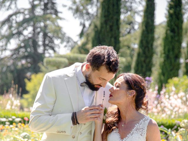 Le mariage de Basile et Nathalie à Sérempuy, Gers 24