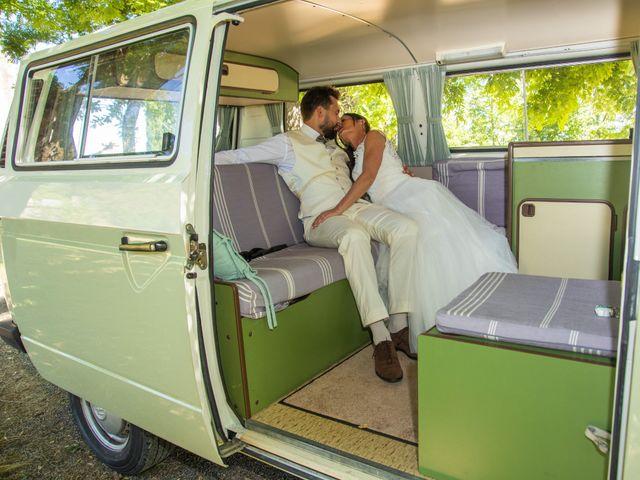 Le mariage de Basile et Nathalie à Sérempuy, Gers 27