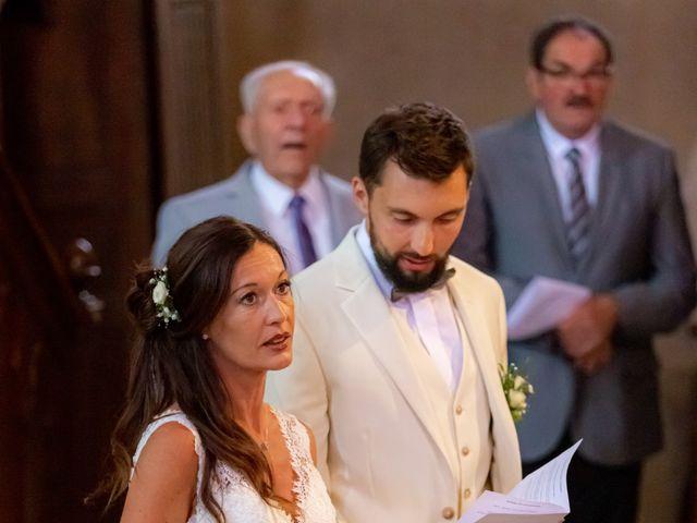 Le mariage de Basile et Nathalie à Sérempuy, Gers 31