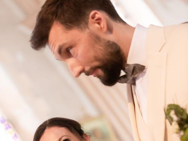 Le mariage de Basile et Nathalie à Sérempuy, Gers 32