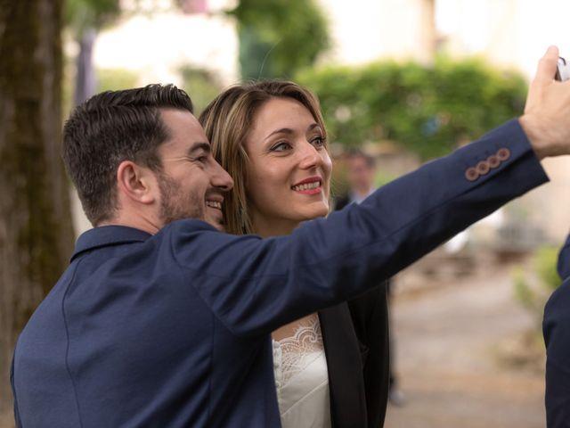 Le mariage de Basile et Nathalie à Sérempuy, Gers 37