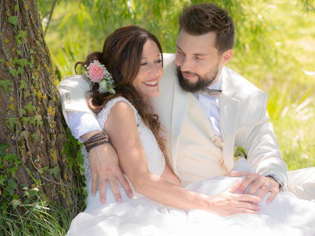 Le mariage de Basile et Nathalie à Sérempuy, Gers 44