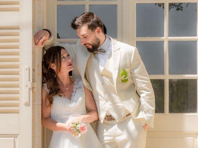 Le mariage de Basile et Nathalie à Sérempuy, Gers 46