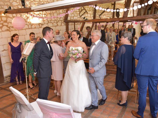 Le mariage de Jeroen et Séverine à Montreuil, Pas-de-Calais 7