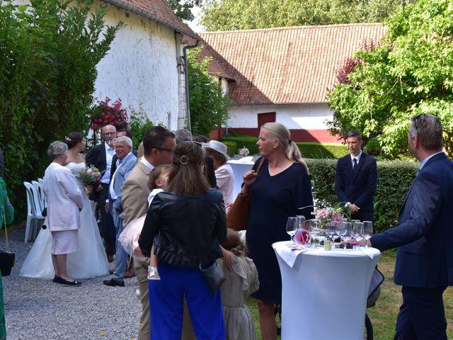 Le mariage de Jeroen et Séverine à Montreuil, Pas-de-Calais 12