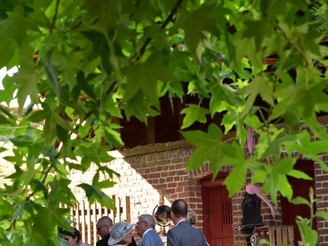Le mariage de Jeroen et Séverine à Montreuil, Pas-de-Calais 14