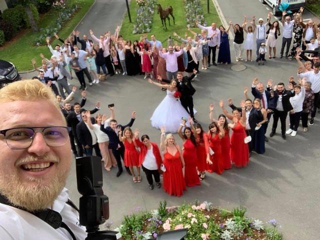 Le mariage de Jason et Ophélie à Chantilly, Oise 3