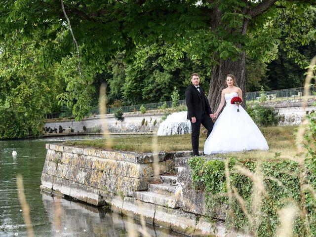 Le mariage de Jason et Ophélie à Chantilly, Oise 1