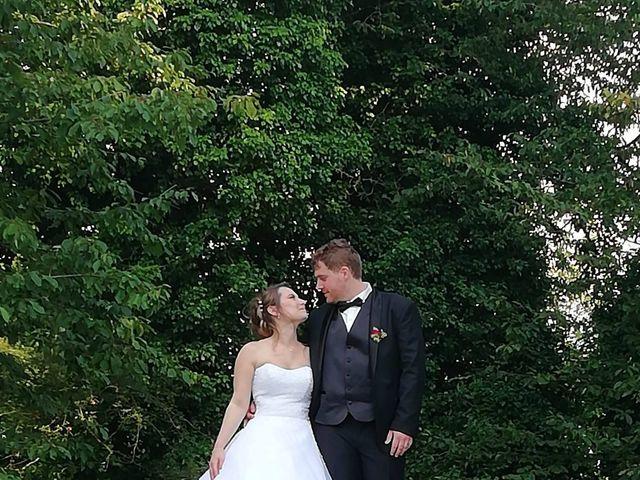 Le mariage de Jason et Ophélie à Chantilly, Oise 6