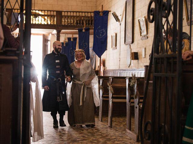 Le mariage de Guillaume et Diane à Beaulieu-sur-Loire, Loiret 15