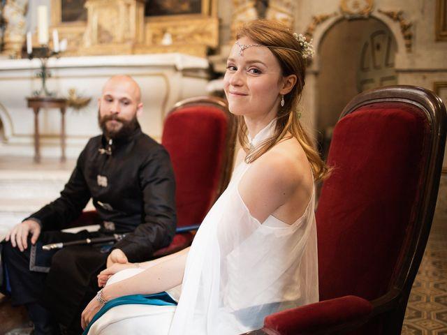 Le mariage de Guillaume et Diane à Beaulieu-sur-Loire, Loiret 20