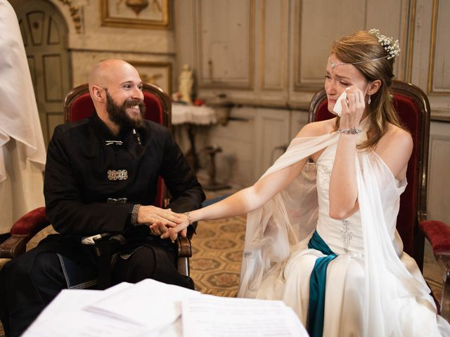 Le mariage de Guillaume et Diane à Beaulieu-sur-Loire, Loiret 21