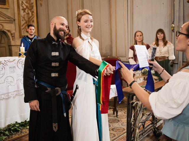 Le mariage de Guillaume et Diane à Beaulieu-sur-Loire, Loiret 22