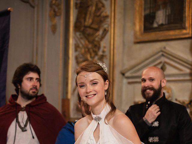 Le mariage de Guillaume et Diane à Beaulieu-sur-Loire, Loiret 23