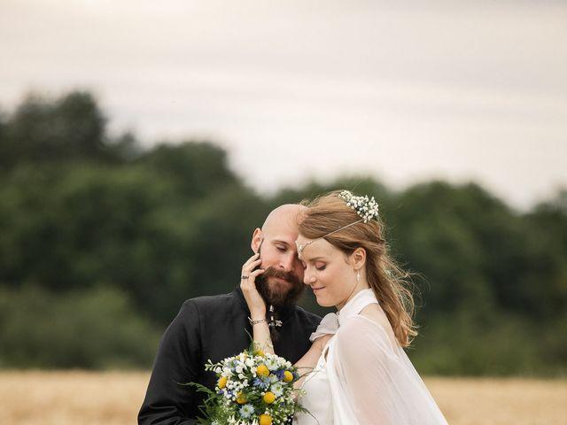 Le mariage de Guillaume et Diane à Beaulieu-sur-Loire, Loiret 25