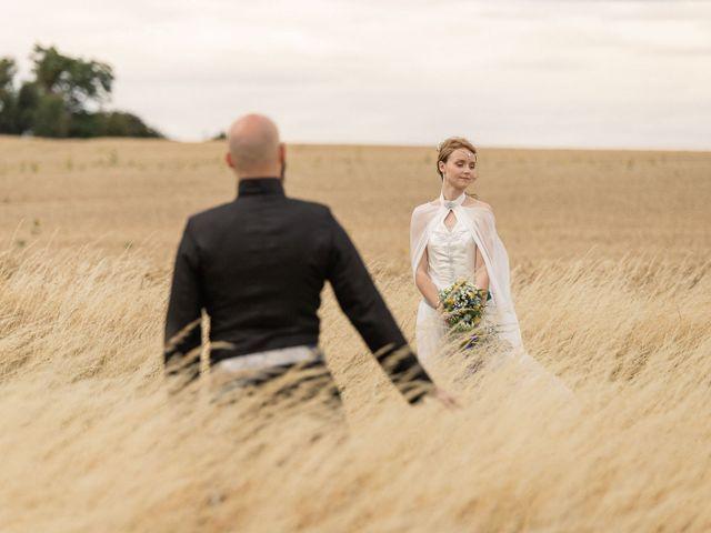Le mariage de Guillaume et Diane à Beaulieu-sur-Loire, Loiret 27