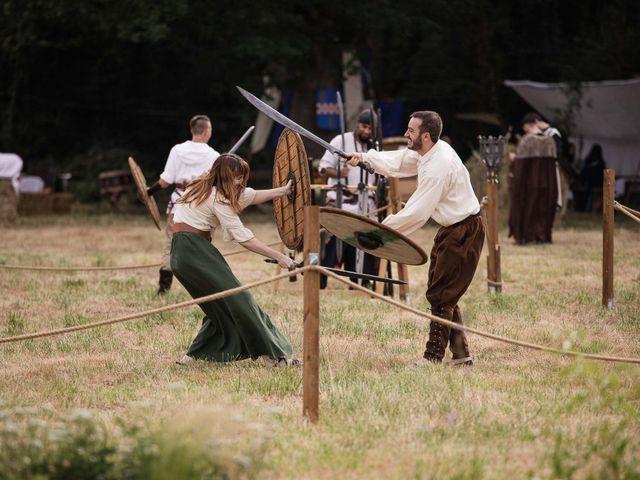 Le mariage de Guillaume et Diane à Beaulieu-sur-Loire, Loiret 28