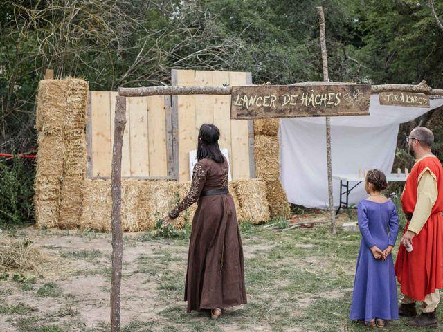 Le mariage de Guillaume et Diane à Beaulieu-sur-Loire, Loiret 30