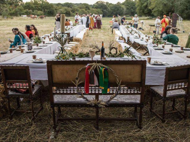 Le mariage de Guillaume et Diane à Beaulieu-sur-Loire, Loiret 35