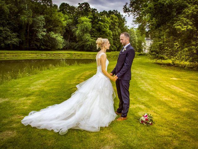 Le mariage de Elodie et Corentin