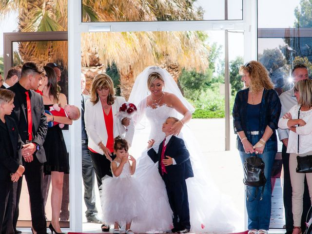 Le mariage de Kevin et Jennifer à Fos-sur-Mer, Bouches-du-Rhône 1