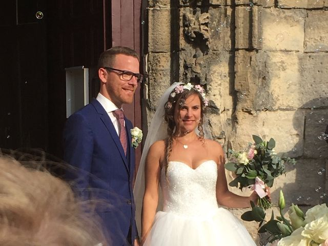 Le mariage de Maïté et Jérôme à Creil, Oise 1