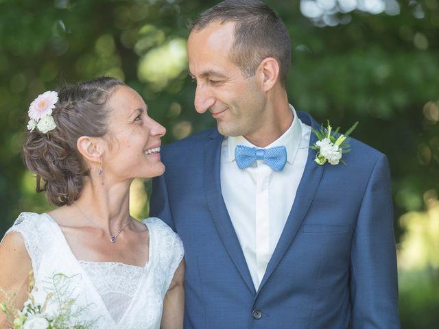 Le mariage de Julie et Sacha