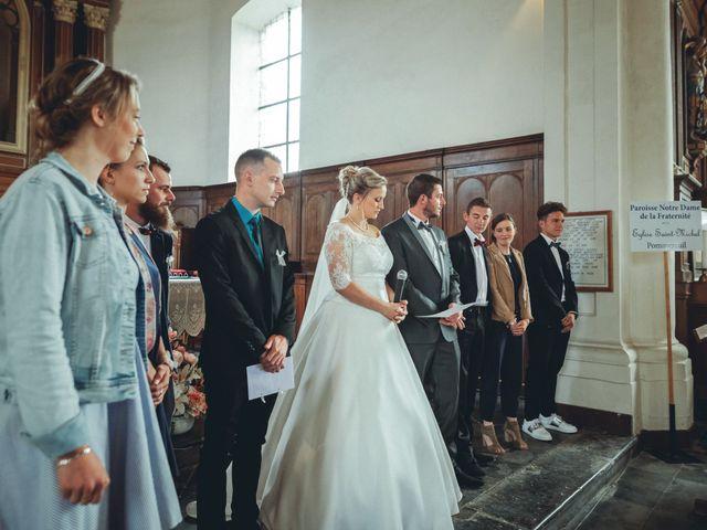 Le mariage de Romain et Johanie à Pommereuil, Nord 3