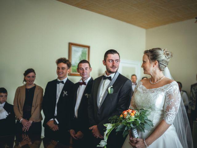 Le mariage de Romain et Johanie à Pommereuil, Nord 16