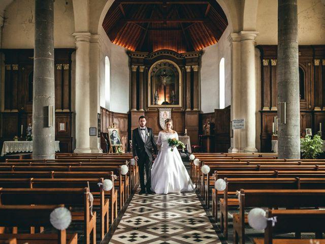 Le mariage de Romain et Johanie à Pommereuil, Nord 19