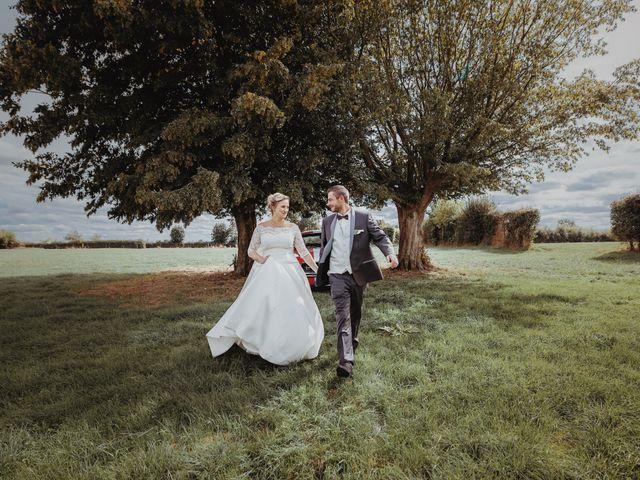 Le mariage de Johanie et Romain