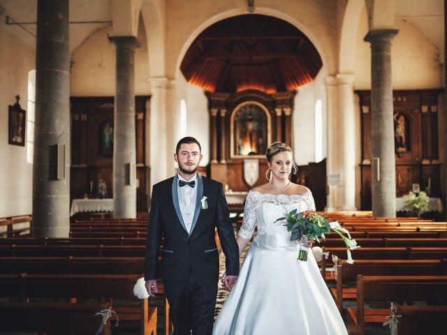Le mariage de Romain et Johanie à Pommereuil, Nord 31