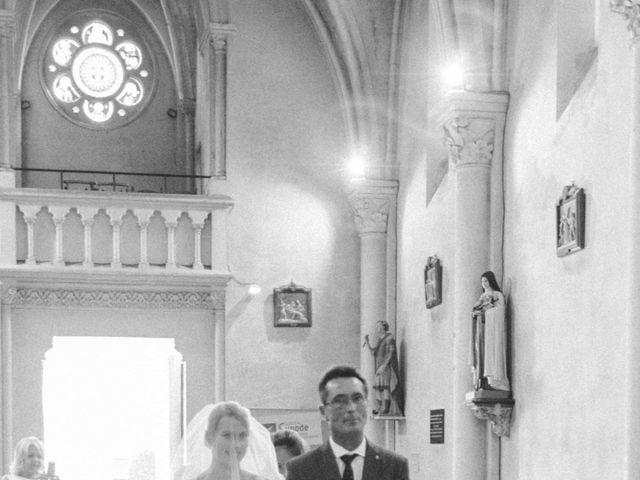 Le mariage de Giovanni et Lucie à Avensan, Gironde 45