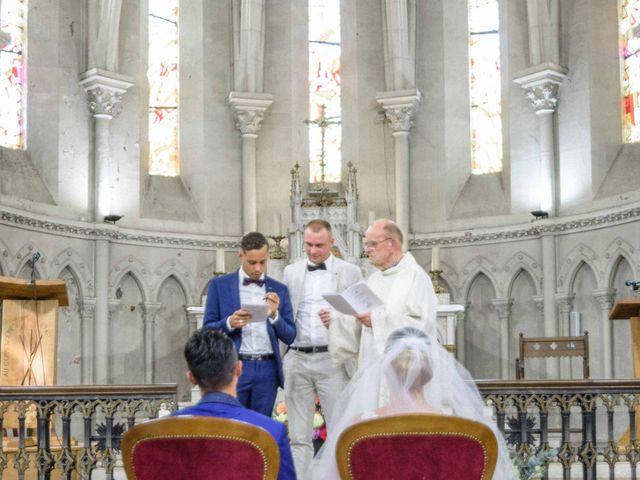 Le mariage de Giovanni et Lucie à Avensan, Gironde 52