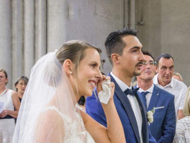 Le mariage de Giovanni et Lucie à Avensan, Gironde 60